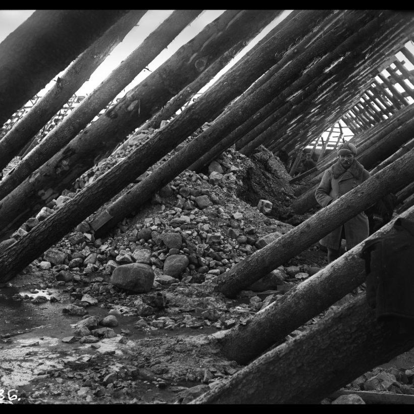 Ķeguma HES Eduarda Krauca fotogrāfijās
